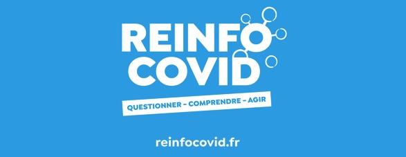 REINFO-COVID écrit sa première lettre d'infos