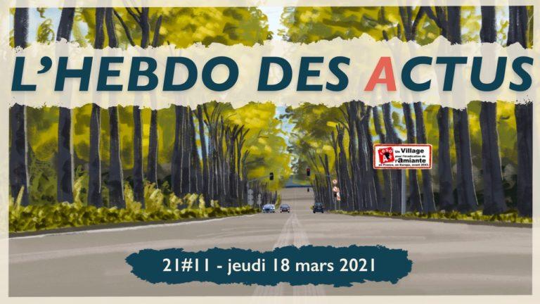 21#11 – SPÉCIAL CONGRÈS RÉSOA+ 2021